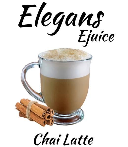 Bilde av Elegans - Chai Latte, Ejuice 50/60 ml