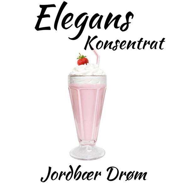 Bilde av Elegans - Jordbær Drøm, Konsentrat 30 ml
