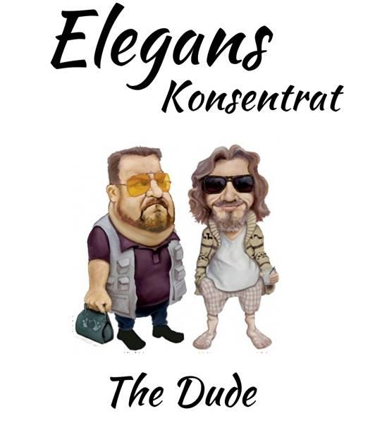 Bilde av Elegans - The Dude, Konsentrat 30 ml
