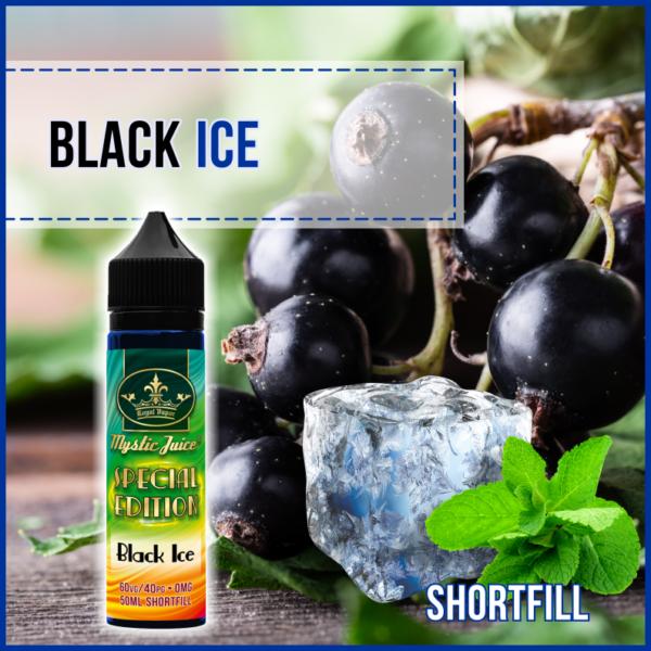 Bilde av Mystic Juice Black Ice , Ejuice 50/60ml