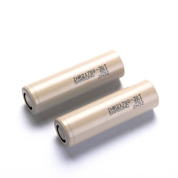 Bilde av Samsung - 30T 21700, Batteri 3000 mAh