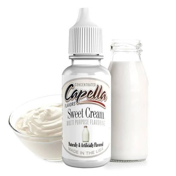 Bilde av Capella (CAP) - Sweet Cream, Aroma