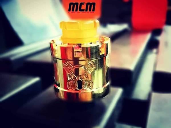 Bilde av MCM Mods - King 30MM,  RDA