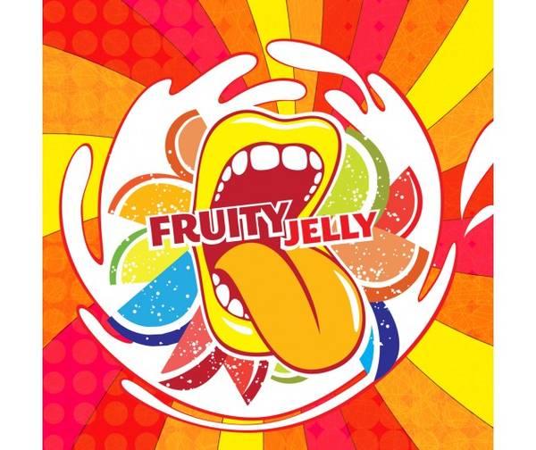 Bilde av Big Mouth Classical - Fruity Jelly, Konsentrat 30