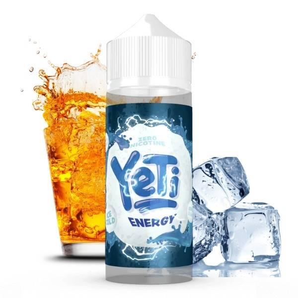 Bilde av Yeti - Ice Cold Energy , Ejuice 100/120 ml