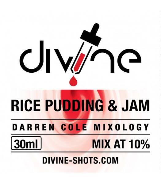 Bilde av Divine Shots - Rice Pudding and Jam, Konsentrat