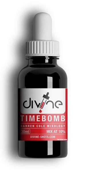 Bilde av Divine Shots - Timebomb, Konsentrat 30 ml