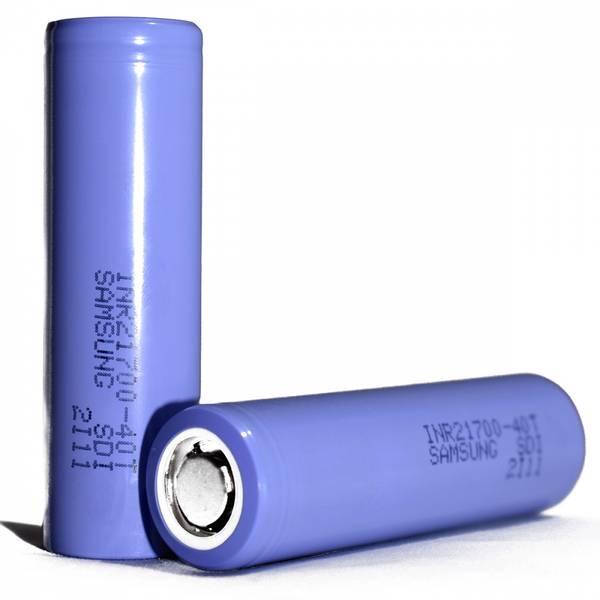 Bilde av Samsung - 40T 21700, Batteri 4000 mAh