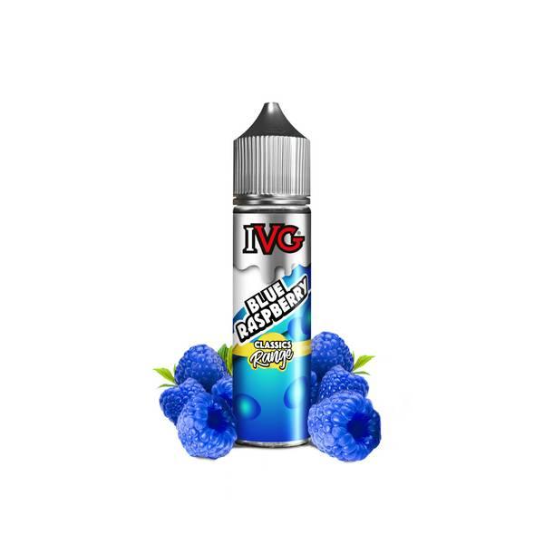 Bilde av IVG - Blue Raspberry, Ejuice 50/60 ml