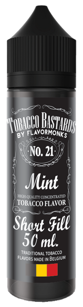 Bilde av Tobacco Bastards - No.21 Mint, Ejuice 50/60 ml
