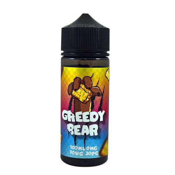 Bilde av Greedy Bear Marshmallow Madness, Ejuice 100/120ml