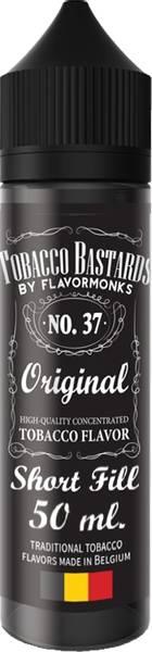 Bilde av Tobacco Bastards - No.37 Original, Ejuice 50/60