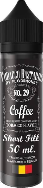 Bilde av Tobacco Bastards - No.29 Coffee, Ejuice 50/60 ml