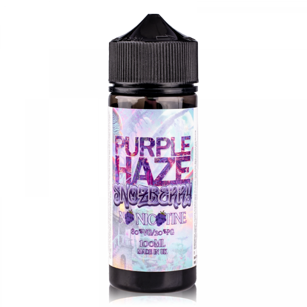 Bilde av Purple Haze Snozberry, Ejuice 100/120ml