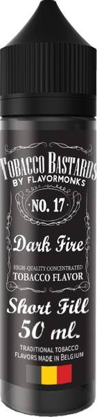 Bilde av Tobacco Bastards - No.17 Dark Fire, Ejuice 50/60