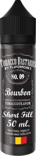 Bilde av Tobacco Bastards - No.09 Bourbon, Ejuice 50/60 ml