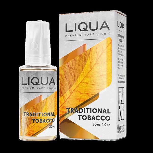 Bilde av Liqua Elements - Traditional Tobacco, Ejuice 30ml
