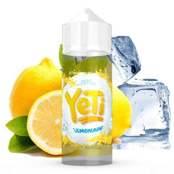 Bilde av Yeti - Ice Cold Lemonade , Ejuice 100/120 ml