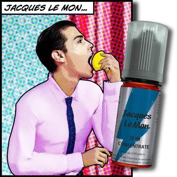 Bilde av T-Juice - Jacques le Mon, Konsentrat 30 ml