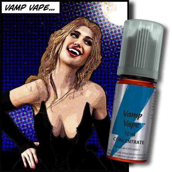 Bilde av T-Juice - Vamp Vape, Konsentrat 30 ml