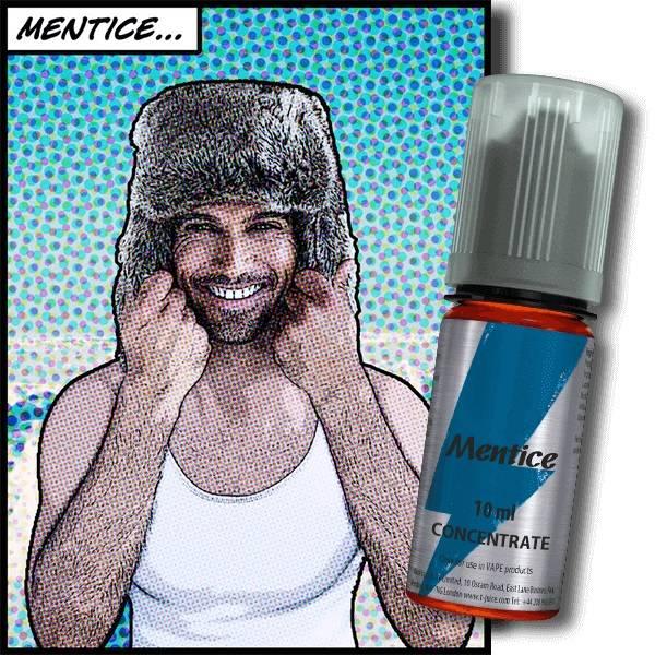 Bilde av T-Juice - Mentice, Konsentrat 30 ml