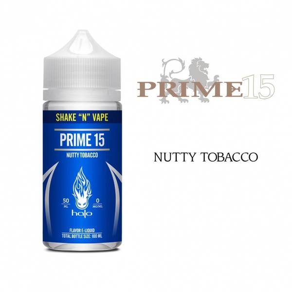 Bilde av Halo - Prime 15, Ejuice 50/100 ml