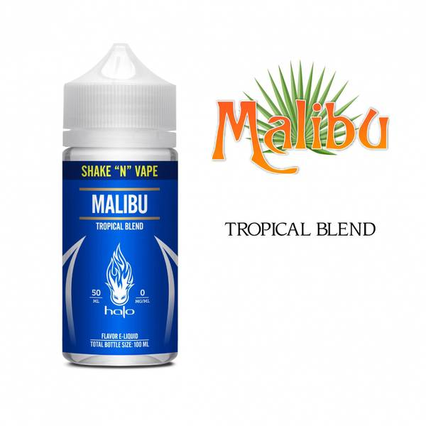 Bilde av Halo - Malibu, Ejuice 50/100 ml