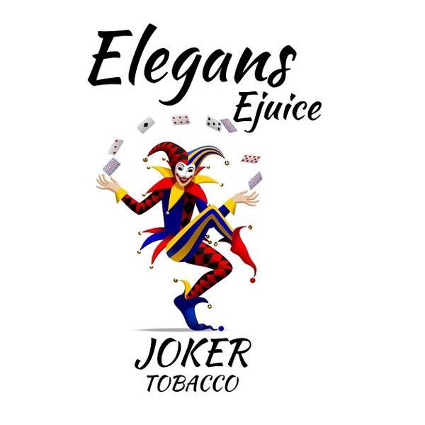Bilde av Elegans - Joker Tobacco, Ejuice 50/60 ml