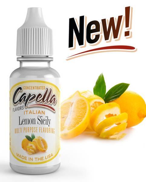 Bilde av Capella (CAP) - Italian Lemon Sicily, Aroma