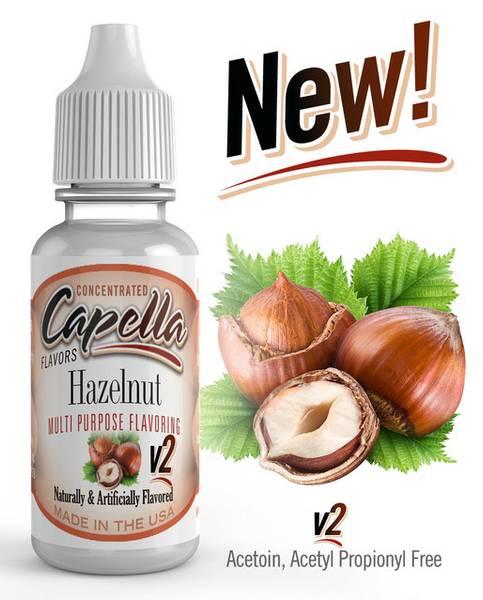 Bilde av Capella (CAP) - Hazelnut v2, Aroma