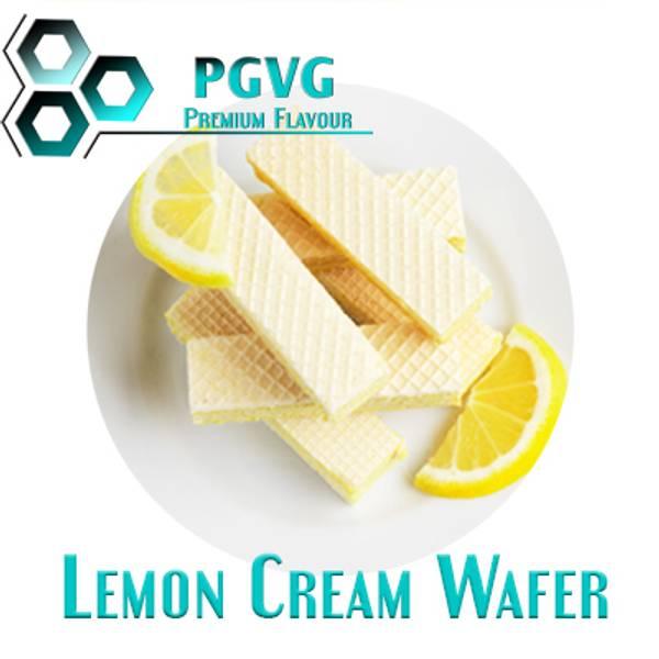 Bilde av PGVG Premium Flavour - Lemon Cream Wafer, Aroma