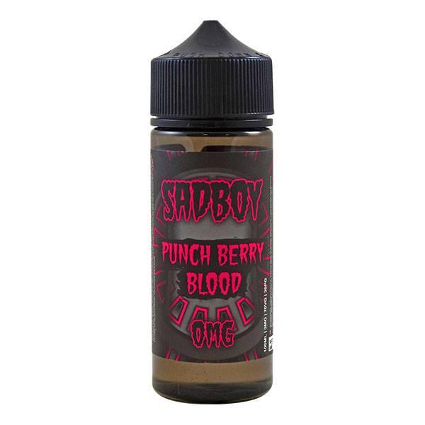Bilde av Sadboy - Punch Berry Blood, Ejuice 100/120 ml
