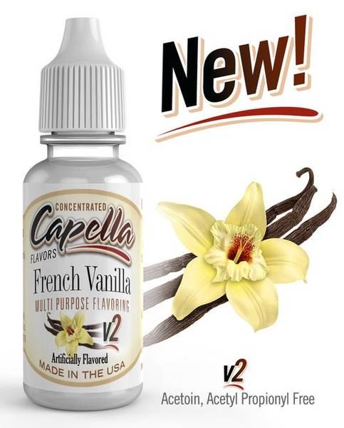 Bilde av Capella (CAP) - French Vanilla II, Aroma