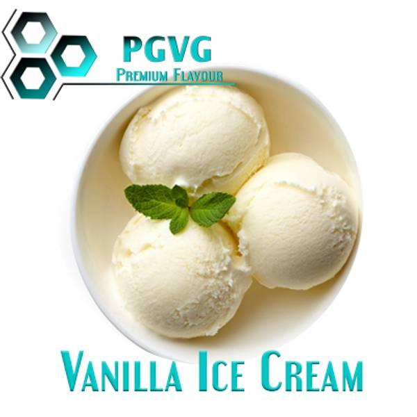 Bilde av PGVG Premium Flavour - Vanilla Ice Cream, Aroma