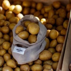 Bilde av TOC Food bag Medium. Stone