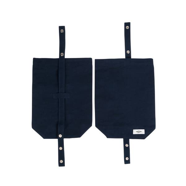 TOC Lunch bag. Dark blue