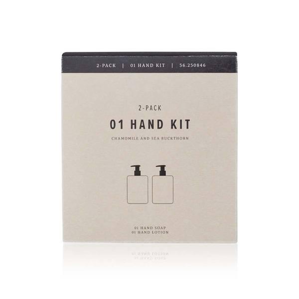 Humdakin hand care kit 300ml. Chamomile & Sea Buckthorn