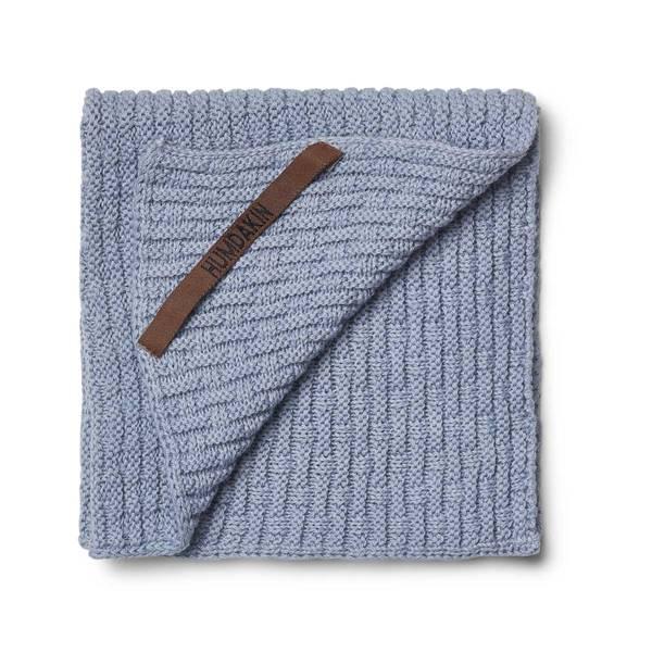 Humdakin Beach Dishcloth Knitted. Ocean