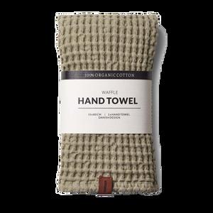 Bilde av Humdakin Waffle hand towels. Oak