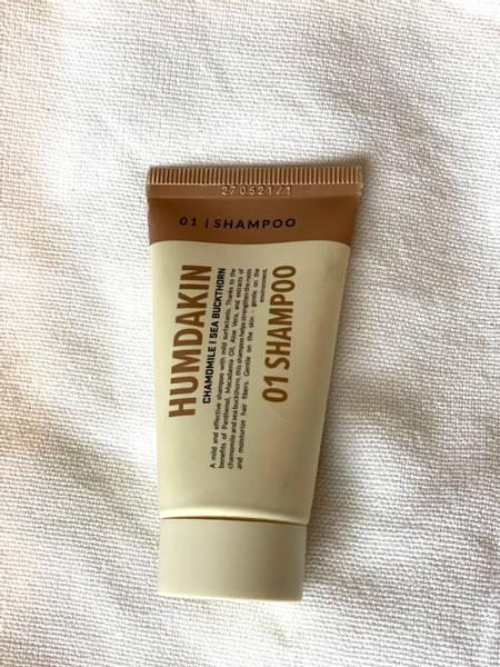 Humdakin Shampoo 30 ml. Chamomile & Sea Buckthorn