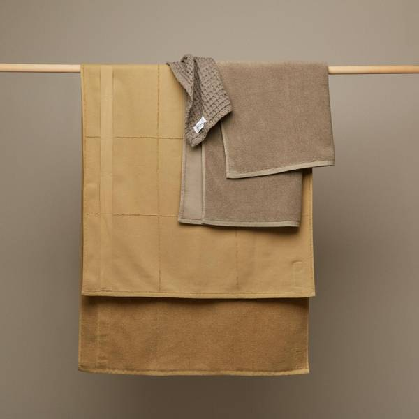 TOC Calm Hand Towel. Clay