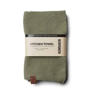Bilde av Humdakin knitted kitchen towel. Oak