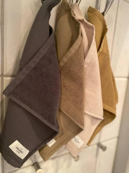 TOC Calm Wash cloths. Earth Mix