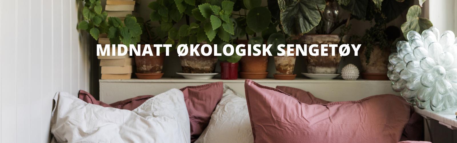 økologisk sengetøy fra Midnatt