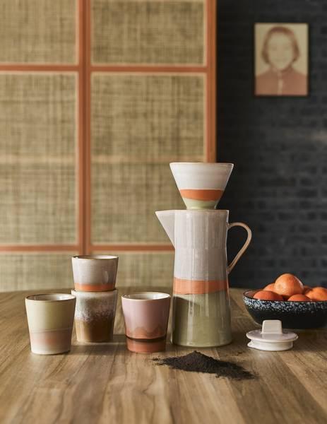 HKliving - 70s ceramics: coffee mug, Venus