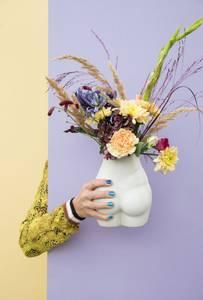 Bilde av ByOn Vase Nature Beige