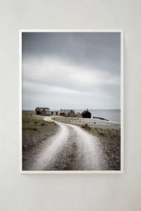 Bilde av Storefactory - Fishing hut 70x100cm