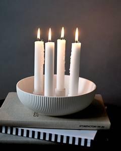 Bilde av Storefactory - Granholmen jubileum lysestake hvit