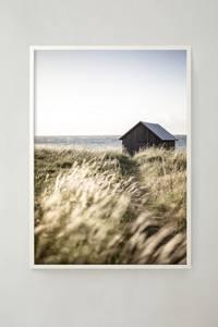 Bilde av Storefactory - Gray Barn 50x70 cm