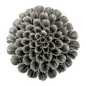 Bilde av Bloomingville Deco Flower, Grey, Stoneware